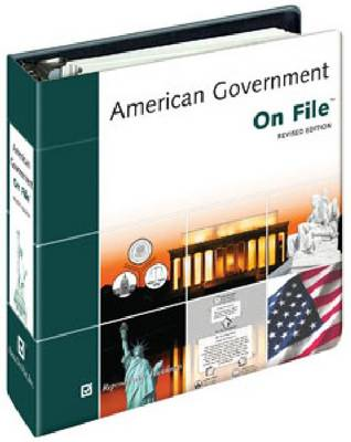 Government on File by Valerie Tomaselli-Moschovitis, Moschovitis Group, Moschovitis Group