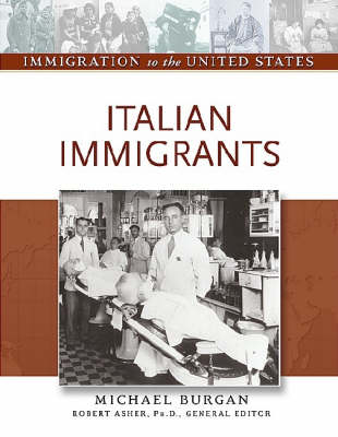 Italian Immigrants by Robert Asher