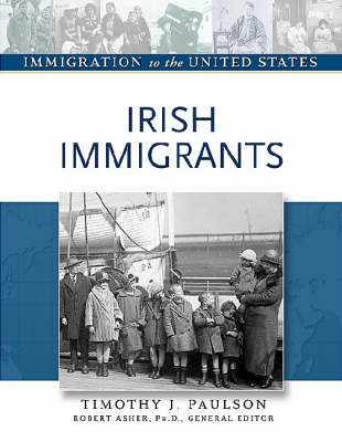 Irish Immigrants by Robert Asher