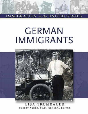German Immigrants by Robert Asher
