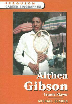Althea Gibson Tennis Player by Michael Benson