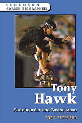 Tony Hawk Skateboarder and Businessman by Todd Peterson