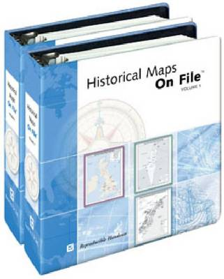 Historical Maps on File by Inc Facts on File