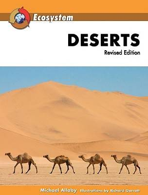 Deserts by Michael Allaby