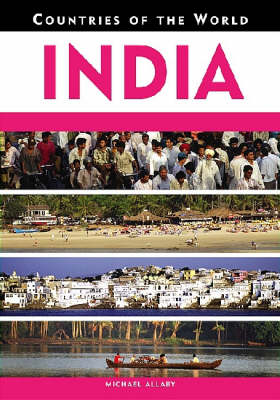 India by Michael Allaby, Michael Allaby