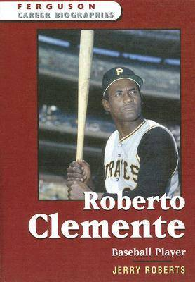 Roberto Clemente Baseball Player by Jerry Roberts
