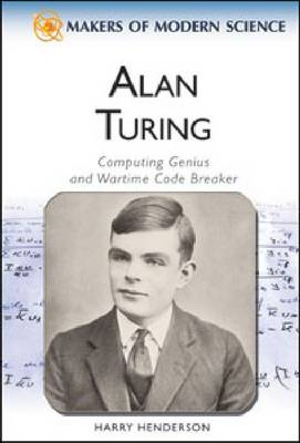 Alan Turing Computing Genius and Wartime Codebreaker by Ray Spangenburg