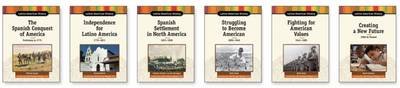 Latino-American History Set by Mark Overmyer-Velazquez