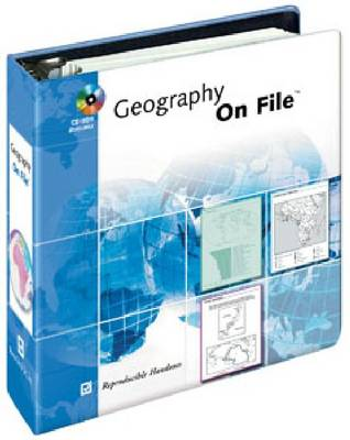 Geography on File by Facts on File