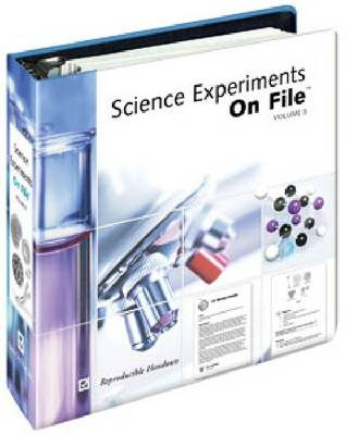 Science Experiments on File by Pam Walker, Elaine Wood