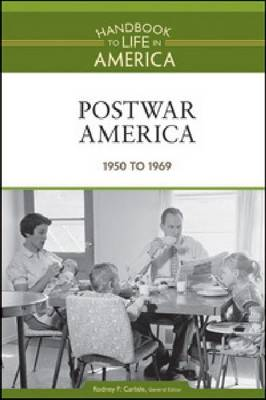 Postwar America 1950 to 1969 by Golson Books