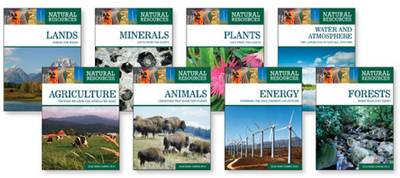 Natural Resources Set by Julie Kerr Casper