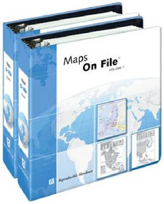 Maps on File 2009 by Inc Facts on File