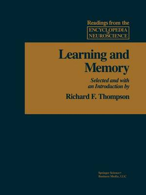 Learning and Memory by Richard F. Thompson