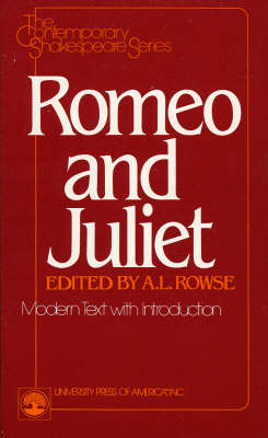 Romeo and Juliet (contemporary Shakespeare) Modern Text with Introduction by William Shakespeare