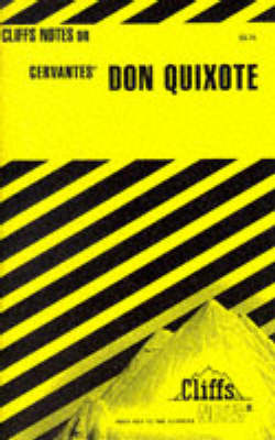 Notes on Cervantes' Don Quixote by Marianne Sturman