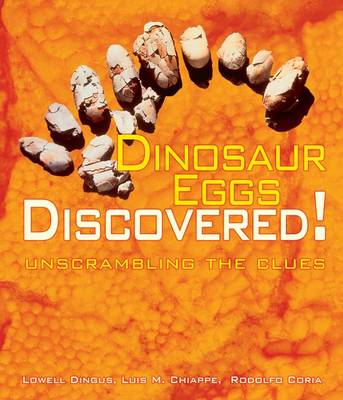 Dinosaur Eggs Discovered by Lowell Dingus, Rudolfo Corla, Luis M. Chiappe