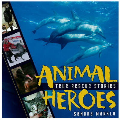Animal Heroes True Rescue Stories by Sandra Markle