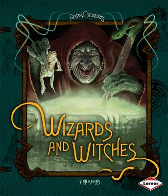 Wizards and Witches by Ann Kerns