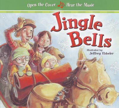 Jingle Bells Large Format with Music by Jeffrey Ebbeler