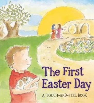 First Easter Day by Jill Roman Lord