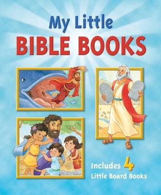My Little Bible Books Boxed Set by Patricia A. Pingry