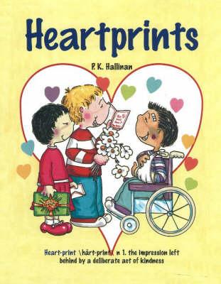 Heartprints by P. K. Hallinan