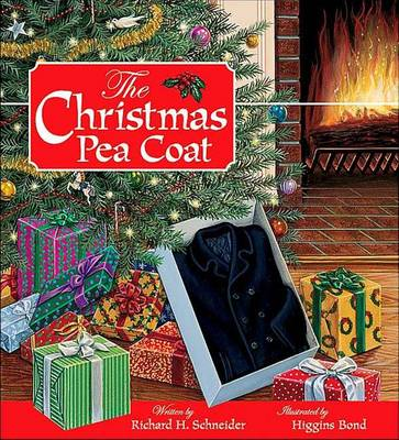 Christmas Pea Coat by Richard H. Schneider