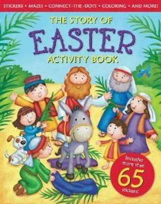 Story of Easter Activity Book by Ideals Editors
