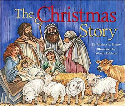 Christmas Story by Patricia A. Pingry