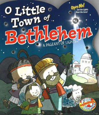 O Little Town of Bethlehem A Pageant of Lights by Ron Berry