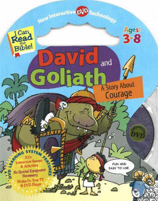 David and Goliath A Story About Courage by Smart Kids Publishing