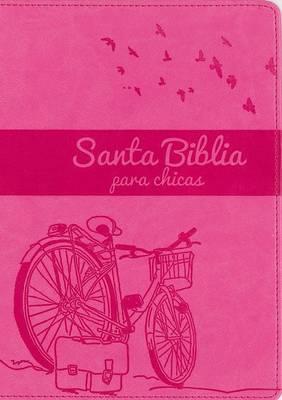Santa Biblia para chicas NVI by Zondervan