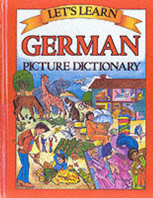 Let's Learn German Picture Dictionary by McGraw-Hill Education, Marlene Goodman