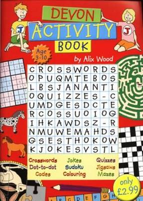 Devon Activity Book by Alix Wood