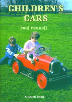 Children's Cars by Paul Pennell