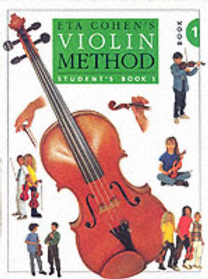 Eta Cohen Student's Book Violin Method by Eta Cohen