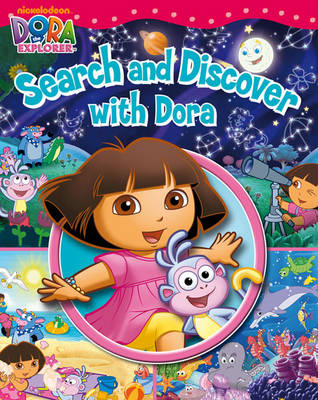 Search and Discover with Dora by Nickelodeon