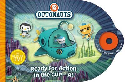 Octonauts: Ready for Action in the Gup-A by