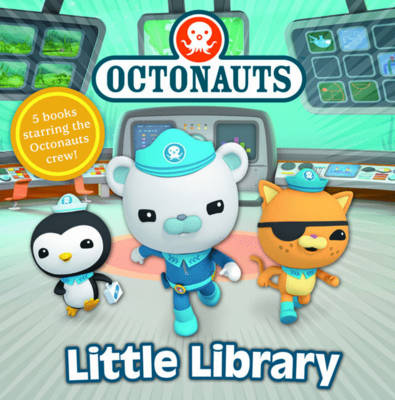 Octonauts Little Library by