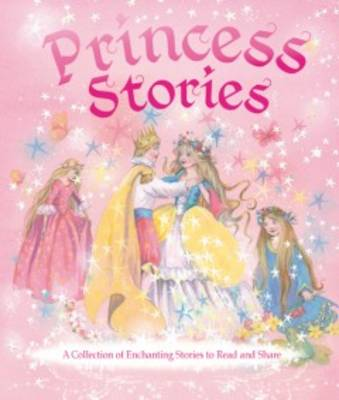 My Treasury of Princess Stories by
