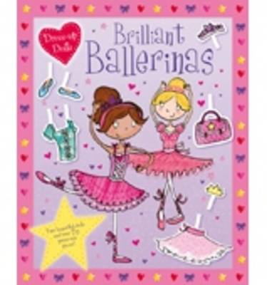 Press Out Dolls: Ballerinas by