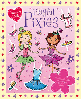Press Out Dolls: Pixies by