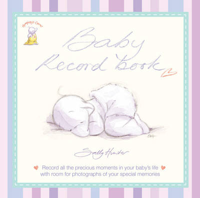Humphrey Baby Record Book by
