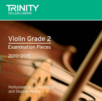 Violin Grade 2 by Trinity College London