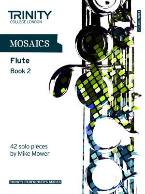 Mosaics for Flute (Grades 6-8) by Trinity College London