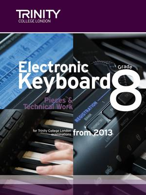 Electronic Keyboard Grade 8 by