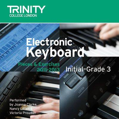 Electronic Keyboard in-Grade 3 by