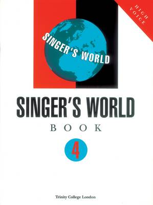 Singers World High Voice by Trinity College London