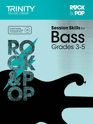 Session Skills for Bass Grades 3-5 by Trinity College London